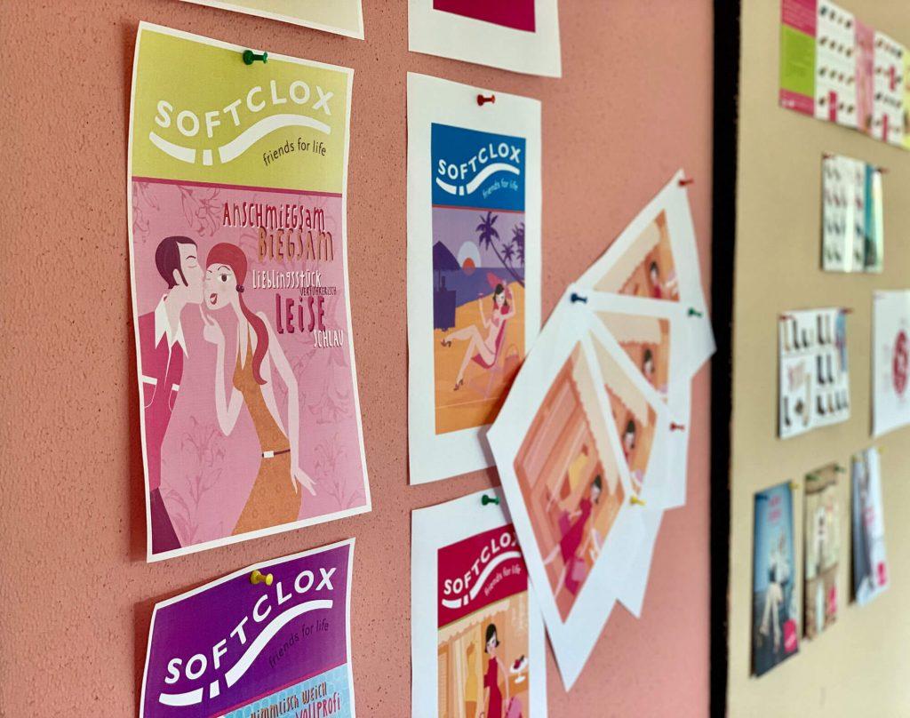 Frauennetzwerk Frauen verbinden bei SOFTCLOX
