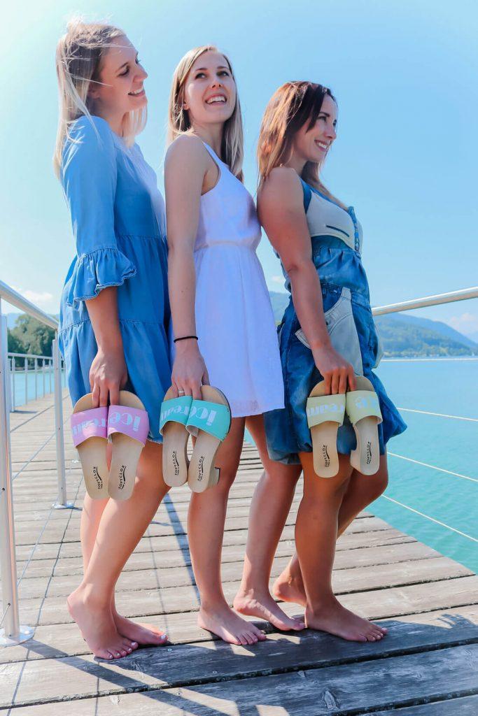 Damenschuhe Sommer