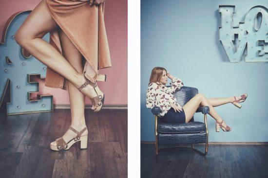 Nachhaltige Schuhe für Damen von SOFTCLOX