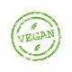 FERDA vegan Veloureffekt grau