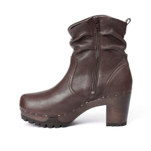 O-BOOTIE washed nappa moro