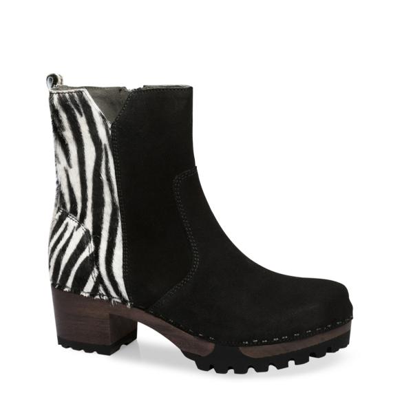 INSA cashmere/animalprint black/zebra