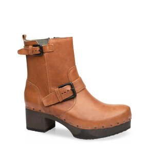 JACKLYN Washed Nappa cognac