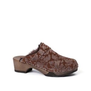 TAIRA Brokat/LF brown (dunkel)